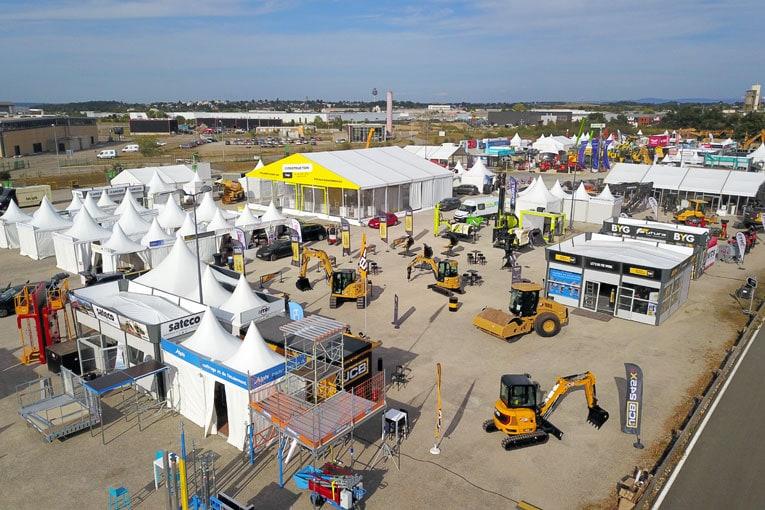 Avec 2 405 visiteurs et 80 exposants, la première édition des Construction Days s'avère être une réussite. [©ACPresse]