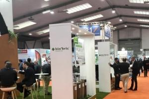 Plus de 1 000 fabricants et distributeurs ont répondu présents pour la 17e édition du salon Artibat 2021. [©Acpresse]