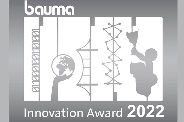 Bauma Innovation Award 2022Bauma Innovation Award 2022