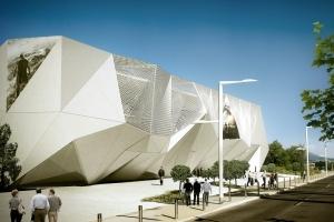 Le Cinéum Cannes s'installe à 1 km du Palais des festivals. [©Rudy Ricciotti]