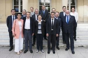 Tous les membres de l'association se sont réunis lors d'une assemblée générale constitutive, le 15 juin 2017, dans les locaux de la FFB. [©Harald Gottschalk]