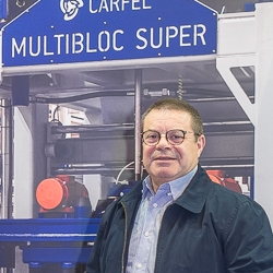 Joaquim Felguieras est le gérant de Carfel et le fils du fondateur de l'entreprise [©ACPresse]