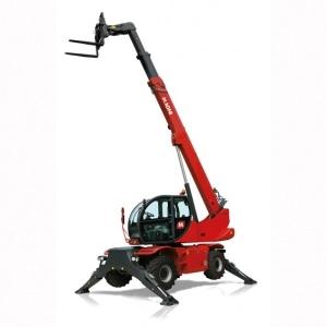 Le chariot télescopique Magni RTH 5.25 SH a été dessiné pour améliorer encore davantage les performances du best seller de la marque. [©Magni]