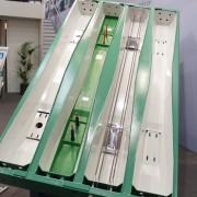 Les nouveaux moules à éléments en élastomère facilitent la fabrication de traverses en béton.