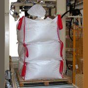 Pour les big bags, Concetti développe des outils de série comme des solutions sur mesure. [©Concetti]