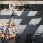 L'activité du secteur de la construction devrait baisser de 3 % en 2018. [©ACPresse]