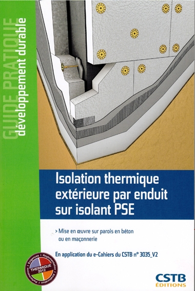 Isolation thermique ext rieure par enduit sur isolant pse for Isolation exterieure polystyrene expanse
