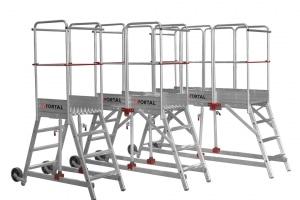 Les différents fabricants proposent des gammes très complètes adaptées à tous les cas de figure. [©Fortal]