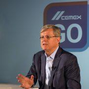 Fernando A. Gonzalez, est le Pdg de Cemex. [©Cemex]