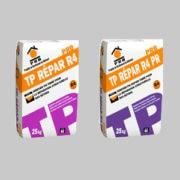 Les mortiers PRB TP Repar R4 et PRB TP Repar R4 PR s'utilise pour les réparations structurelles des bétons. [©PRB]