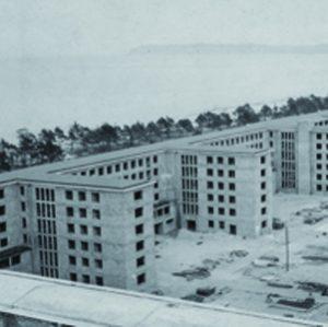 Le site de Prora a été réalisé entre 1936 et 1939. [©Dokumentationszentrum Prora]