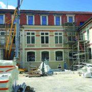 La rénovation d'éléments architecturaux du patrimoine est l'une des spécialités de Socli [©Socli]