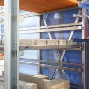 Quelle que soit la nature du plateau, Rotho propose des systèmes d'étuvage pour l'industrie des blocs en béton.