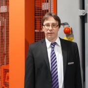Marcin Nowakowski, directeur commercial de Techmatik.
