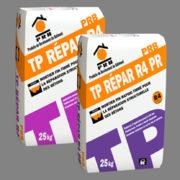 Les mortiers PRB TP Repar R4 et PRB TP Repar R4 PR s'utilisent pour les réparations structurelles des bétons. [©PRB]
