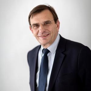 Nicolas Vuillier succède à Michel André à la présidence de l'Unicem pour un mandat de 3 ans. [©Unicem]