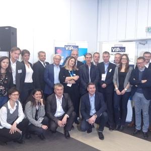 Le jeudi 9 novembre dernier, l'association Vipros a officiellement lancé l'espace Vipros.fr lors du Salon Batimat. [©ACPresse]