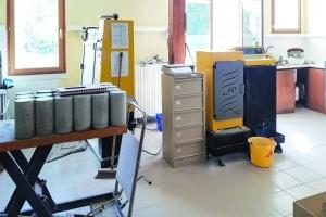 Le laboratoire d'Axylis se situe dans le Vendômois. [©Axylis]