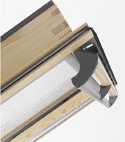 Dessinée par le studio Jacob Jensen Design, la barre de manœuvre adopte une apparence plus contemporaine et plus ergonomique.