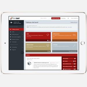 GDA lance KeeBat une application dédiée aux communicants du bâtiment. [©GDA]