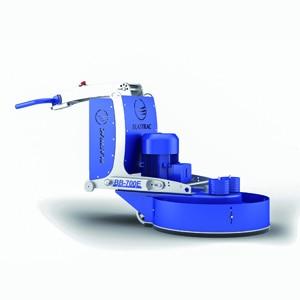 Blastrac présente, entre autres, le nouveau Burnisher BB-700E sur son stand de démonstration. [©Blastrac]
