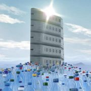 L'entrevous léger EMS EcoVS de KP1 est en partie réalisée à partir de bouteilles en plastique recyclé. [©KP1]