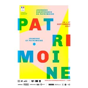 Les Journées européennes du patrimoine se dérouleront partout en France, les 16 et 17 septembre prochains. [©Atelier 25]