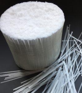 Avec les fibres SikaFiber Force-60, le béton projeté est renforcé dans sa masse et épouse les surfaces à traiter. [©Sika]