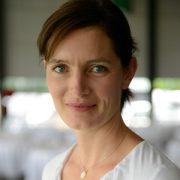 Delphine Demade, directrice du salon Aquibat, qui se tiendra du 14 au 16 mars prochain, à Bordeaux. [©Julien Fernandez/CEB]