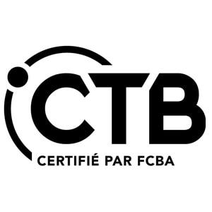 Nouvelle identité visuelle de certification CTB [©FCBA]
