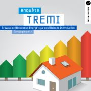 """L'Ademe dévoile les résultats de l'enquête """"Travaux de rénovation énergétique des maisons individuelles. [©Ademe]"""