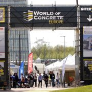 Le World of Concrete Europe se tiendra cette année en même temps que le salon Intermat au Parc des expositions Paris - Nord Villepinte. [©WOC Europe]