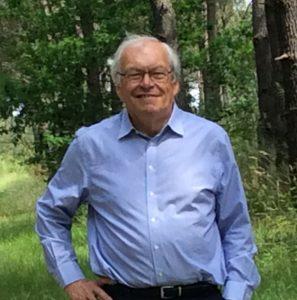 Michel Druilhe a été élu président de France Bois Forêt pur un mandat de trois ans. [©France Bois Forêt]