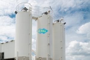 Unibéton vient de reprendre les 9 centrales à béton BRN, qui appartenaient au groupe Le Foll. [©ACPresse]