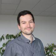 """Rémi Lannoy a été nommé responsable du pôle """"construction numérique & BIM"""" créé au Cérib [©Cérib]"""