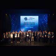 La cérémonie de remise des prix du Concours de l'innovation du Mondial du Bâtiment 2017 a eu le le 18 septembre dernier.