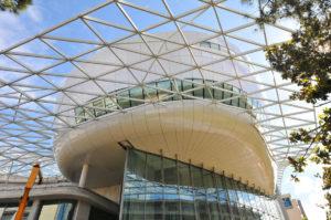 Le SNBVI distingue le Palais des Congrès d'Antibes