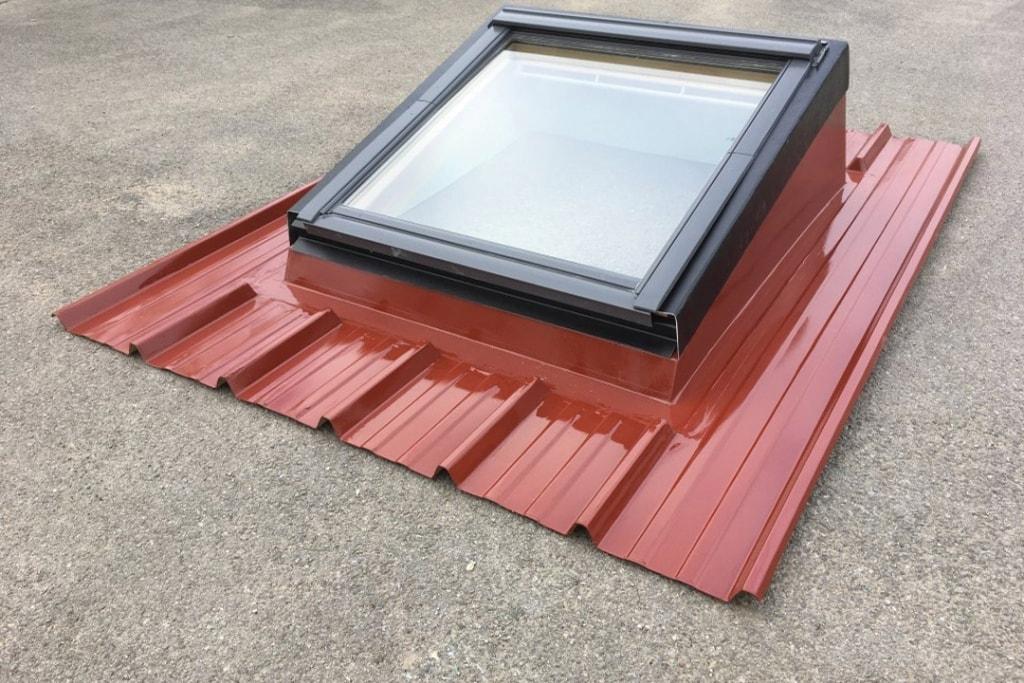 Ao Composites Pose De Fenêtre De Toit Isolée Acpresse