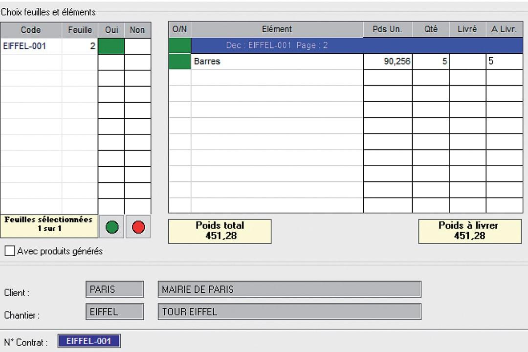 Ariadis propose deux versions de son logiciel, en fonction des besoins de ses clients. [©Ariadis]