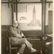 Auguste Perret, 1925 - -® IFA