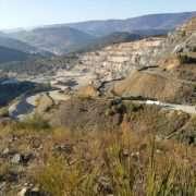 Carayon Languedoc exploite une carrière de roche massive, située à Saint-Pons-de-Thomières (34), désormais dans le giron de Colas Midi-Méditerranée. [©Colas]