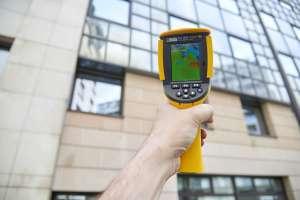 La nouvelle caméra de Chauvin Arnoux s'associe avec d'autres audits pour multiplier les mesures. [©Chauvin Arnoux]