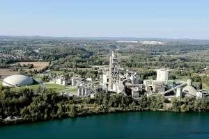 La centrale BPE de Ciplan, proche de Brasilia, permettra au cimentier français Vicat de se développer dans le pays. [©Ciplan]