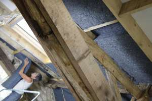 Cotonwool s'ouvre à l'isolation de l'ensemble de la maison : combles perdus, combles aménagés, cloisons, murs intérieurs ou encore planchers intermédiaires [©Cotonwool]