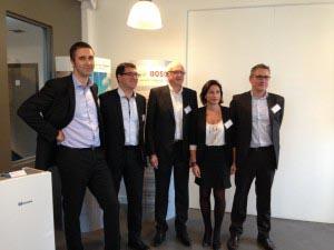 """Pour s'adapter aux évolutions du marché, Bosch Thermotechnologie présente aujourd'hui son projet """"Hexagone"""" de nouvelle dynamique commerciale qui sera mis en place dès janvier 2015."""