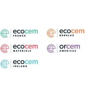 Désormais, toutes les filiales européennes d'Ecocem portent toutes le nom du groupe et affichent la même identité visuelle. [©Ecocem]