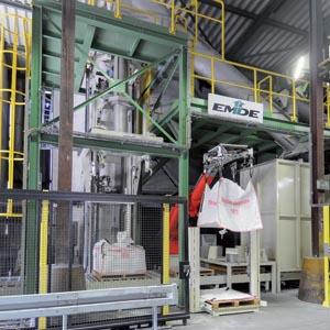 Emde Industrie Technik imagine une ensacheuse pour ses big bags