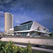 """Le Palais des congrès de Paris va accueillir """"Les 24 heures du bâtiment 2017"""". [©FFB]"""
