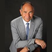 Franck Perraud le nouveau président de l'Union des métalliers. [© FFB]