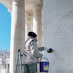 Guard Industrie vient de décrocher le chantier de protection de cet ensemble de 284 colonnes.